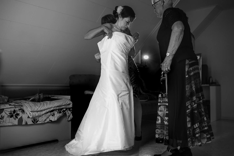 Bruidsfotografie Lent