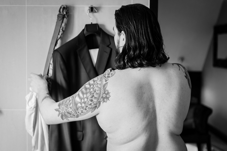 Bruidsreportage Wassennaar