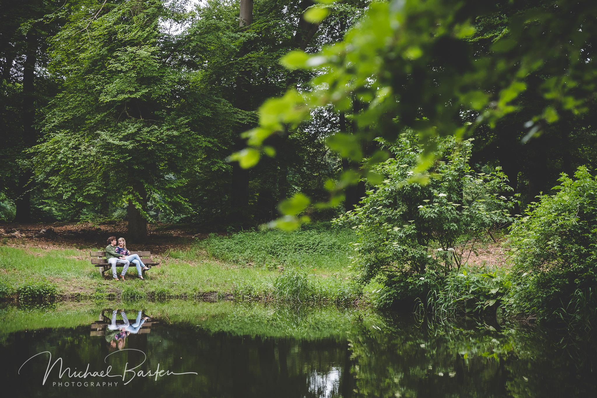 Loveshoot Arnhem - Maarten & Jantine