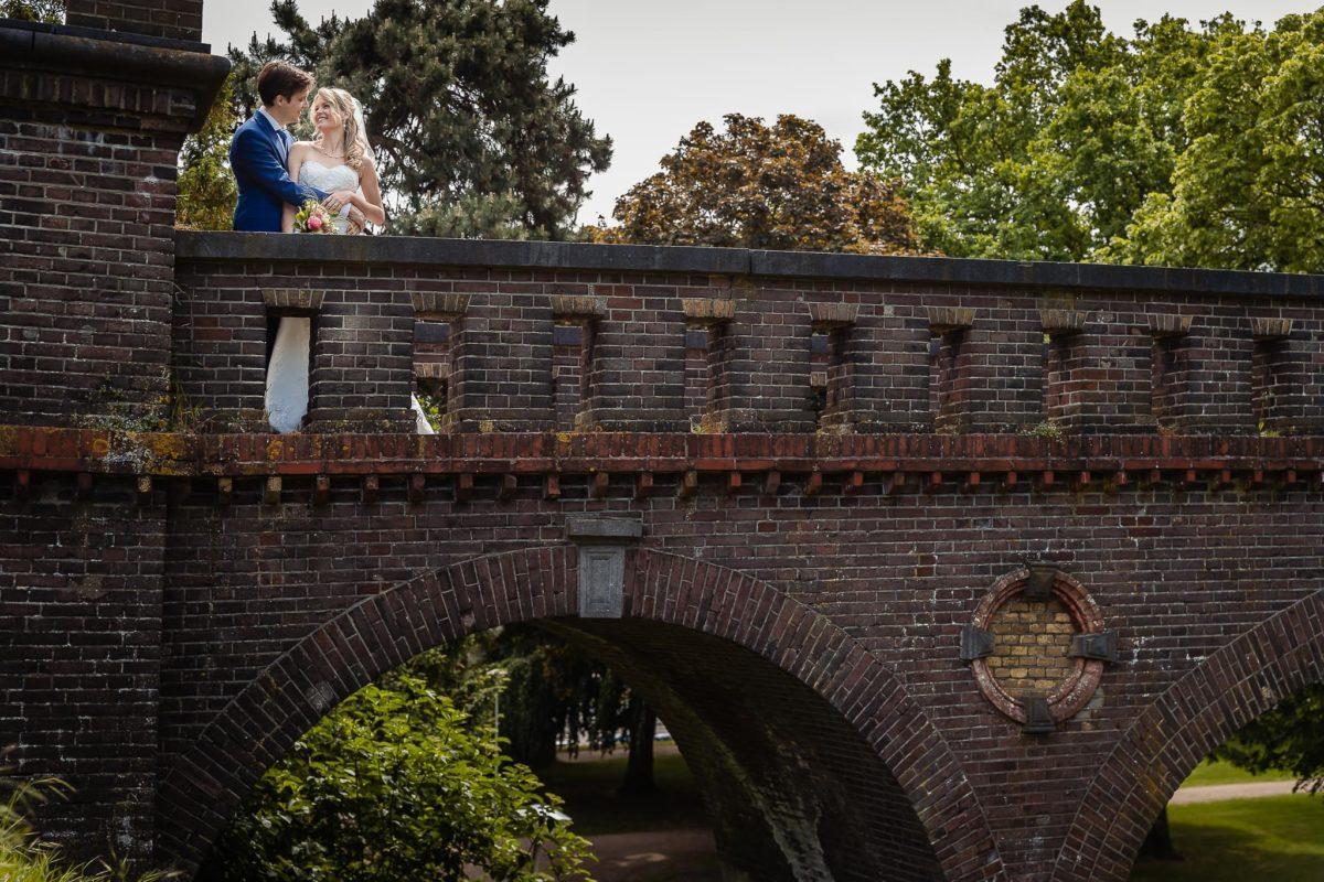 Trouwen in Nijmegen Valkhof