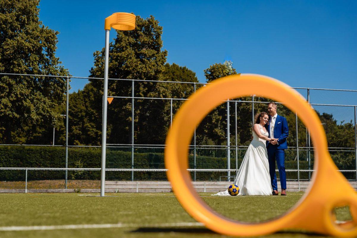 Bruiloft De Wolfsberg Groesbeek korfbal