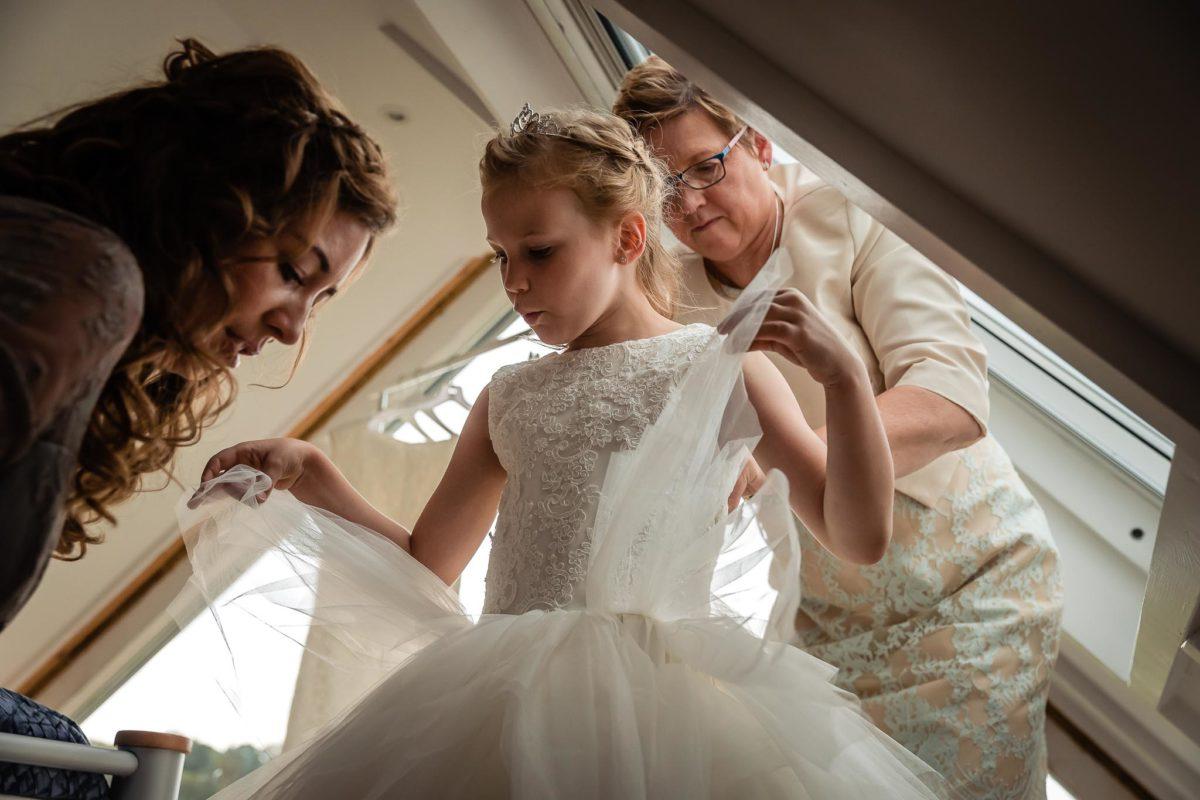 Bruiloft Doetinchem Get ready