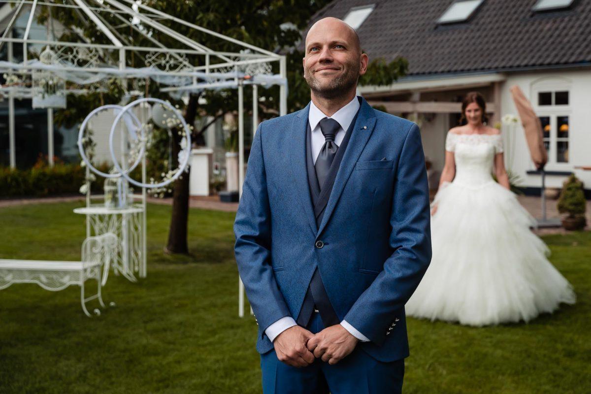 Bruiloft Doetinchem first look