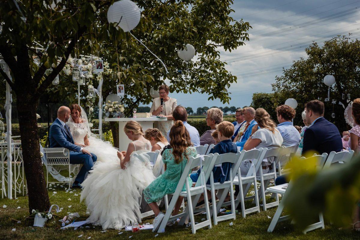 Bruiloft Doetinchem ceremonie