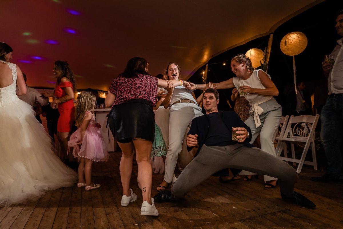 Bruiloft Doetinchem partytime feest