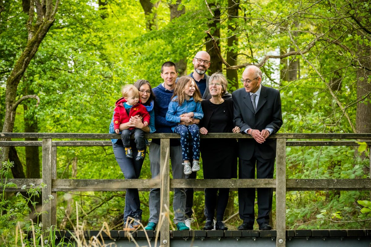 familiefotoshoot doetinchem kasteel slangenburg