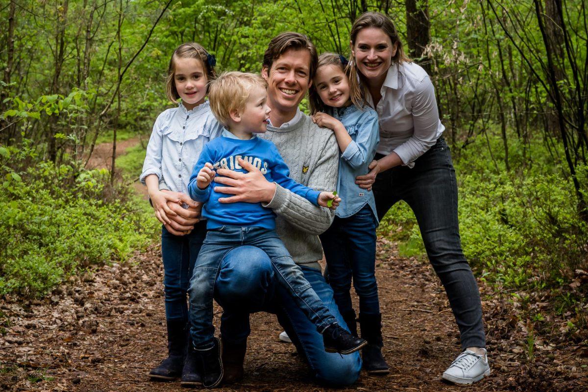 Familie fotoshoot Eerbeek Landal Colderhoven