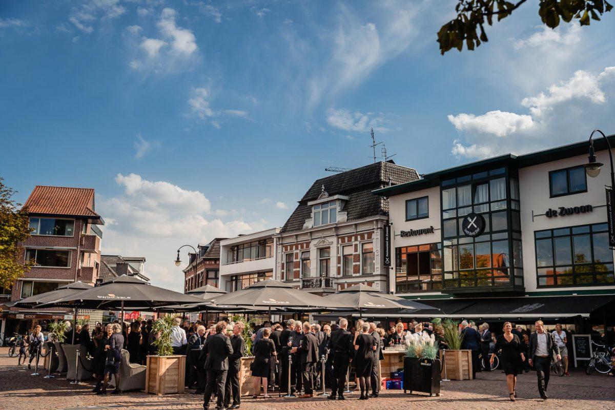 Uitvaartfotografie Restaurant de Zwaan Winterswijk Uitvaartfotograaf Achterhoek